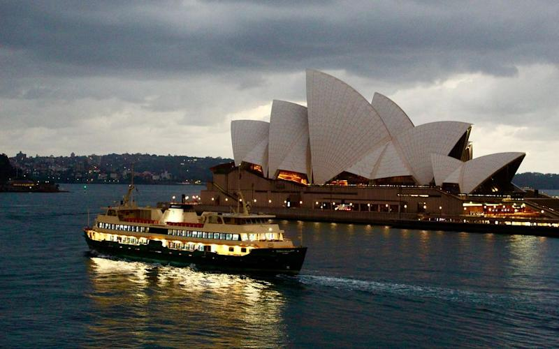 Sydney Harbour and the Opera House. | Jillian Dara
