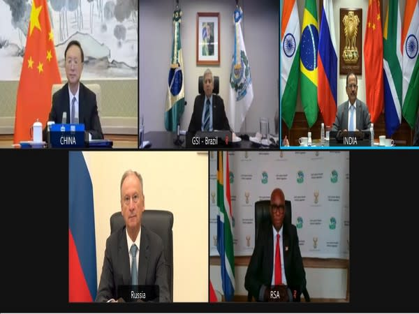 National Security Adviser Ajit Doval hosted the 11th Meeting of the BRICS High Representatives Responsible for National Security through video conferencing on Tuesday.
