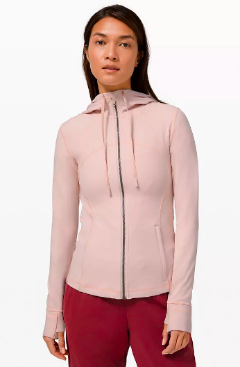 Hooded Define Jacket (Photo via Lululemon)