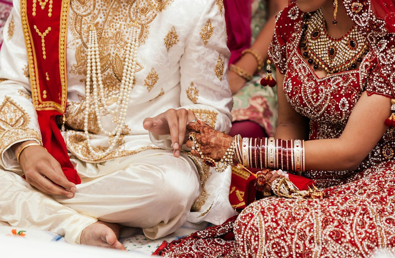 15 Amazing Wedding Traditions Around The World: 15 Unique International Wedding Traditions American