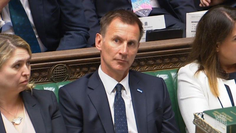 Jeremy Hunt has been a heavyweight in Therea May's Government. But will he secure the top job? (PA)