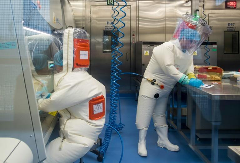 The Wuhan lab is the largest virus bank in Asia and preserves more than 1,500 strains, according to its website