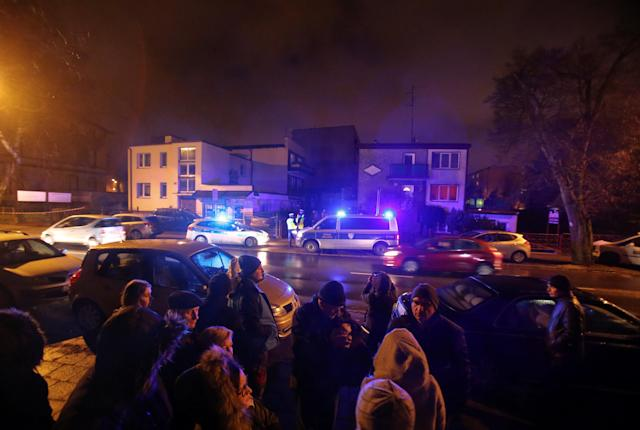 Image result for teenage girls killed in fire in northern poland