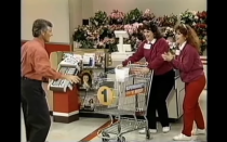 """<p>Contestants can fill as many carts as their time allows. At any time the team member can deliver their cart to the checkout counter and <a href=""""https://gameshows.fandom.com/wiki/Supermarket_Sweep"""" rel=""""nofollow noopener"""" target=""""_blank"""" data-ylk=""""slk:grab an empty one"""" class=""""link rapid-noclick-resp"""">grab an empty one</a> to continue on.</p>"""