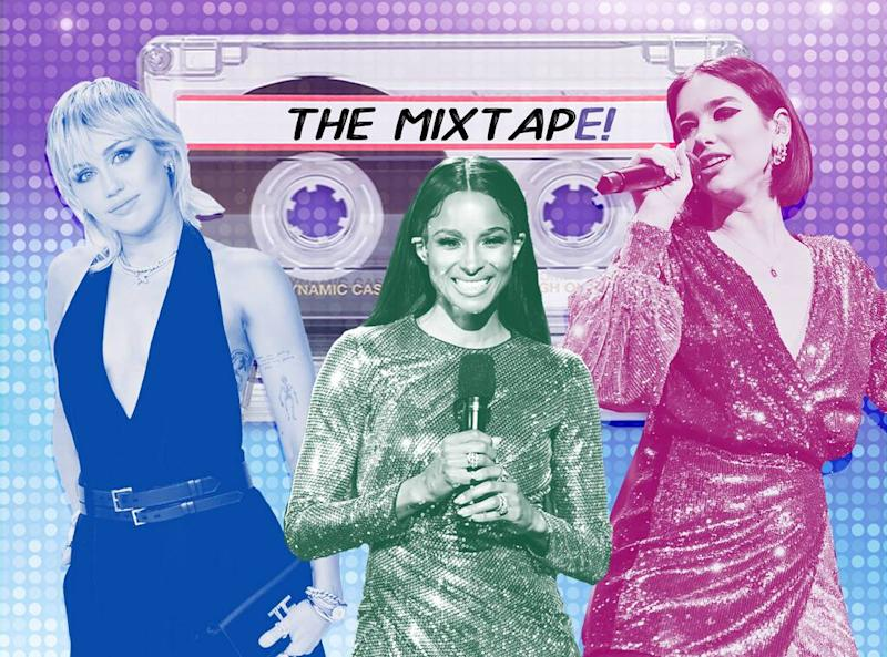 The MixtapE!, Miley Cyrus, Dua Lipa, Ciara