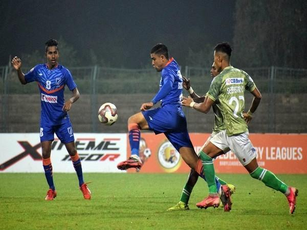 Gokulam Kerala defeated Indian Arrows 4-0 (Image: AIFF)
