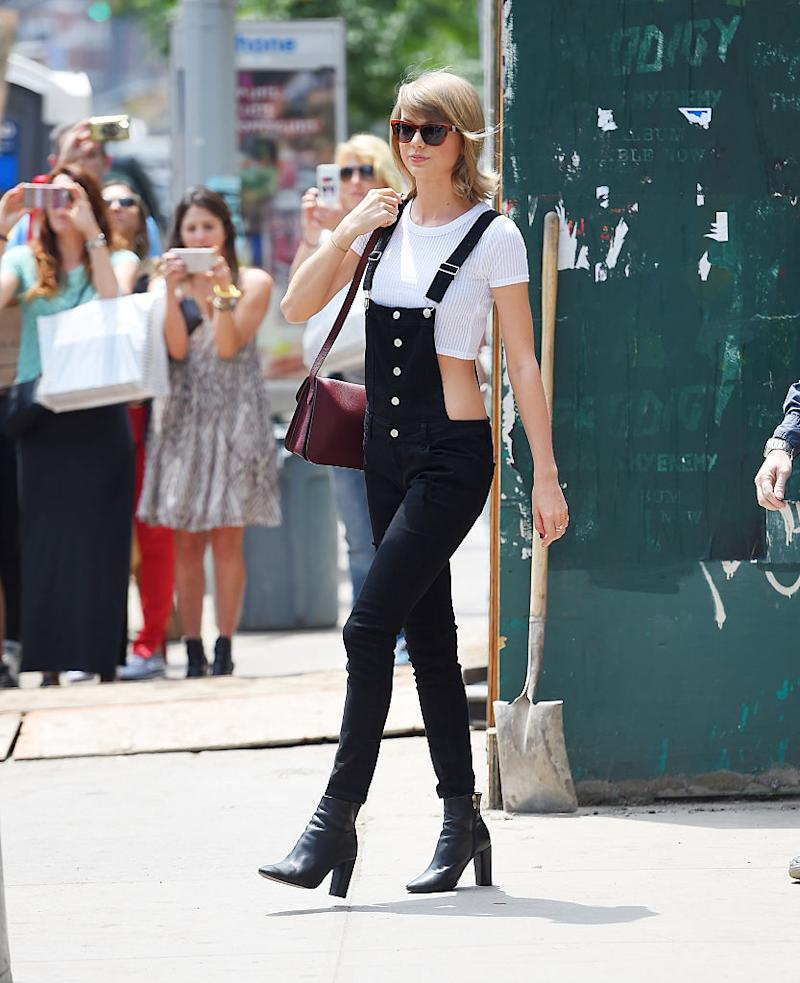 BuzzFoto Celebrity Sightings In New York - May 28, 2015