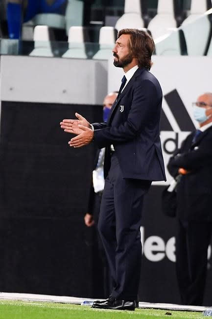Dapper Pirlo and Juventus move on from Sarri era