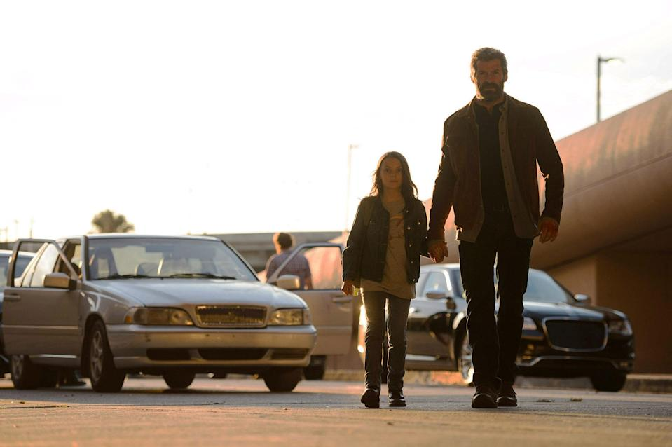 <p>If <em>Logan</em> was truly Hugh Jackman's final appearance as Wolverine, it was a masterful exit. Every bit of Jackman's 17 years as the hero came through in the claws-down best movie in the <em>X-Men</em> franchise. Writer-director James Mangold not only captured an award-worthy showcase from Jackman, he got the very best from Patrick Stewart in <em>his</em> final appearance as Professor X, plus an exciting breakout performance from newcomer Dafne Keen. <em>— W.L. </em>(Photo: Everett Collection) </p>