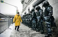 Police detained more than 4,800 people