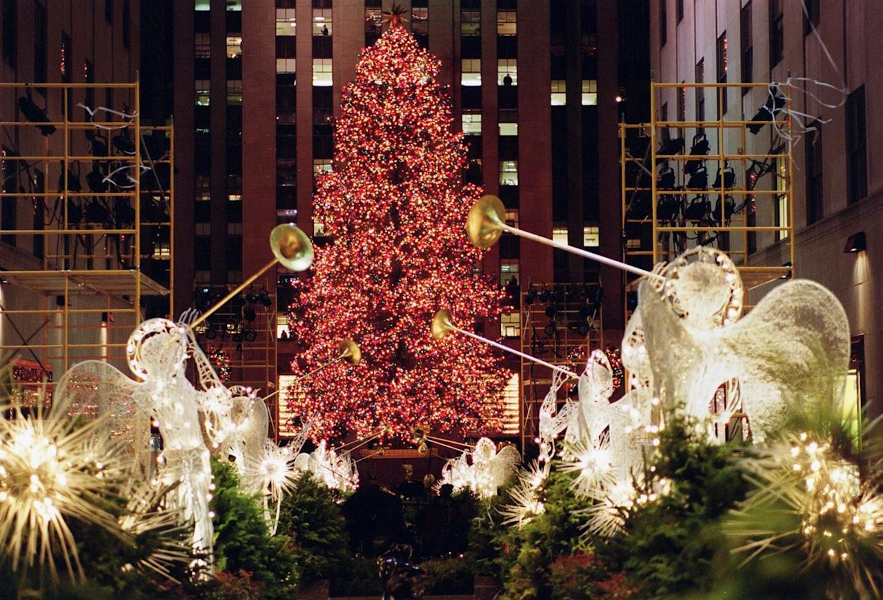 <p>For many, the lighting of this iconic tree marks the official start of the holiday season.</p>