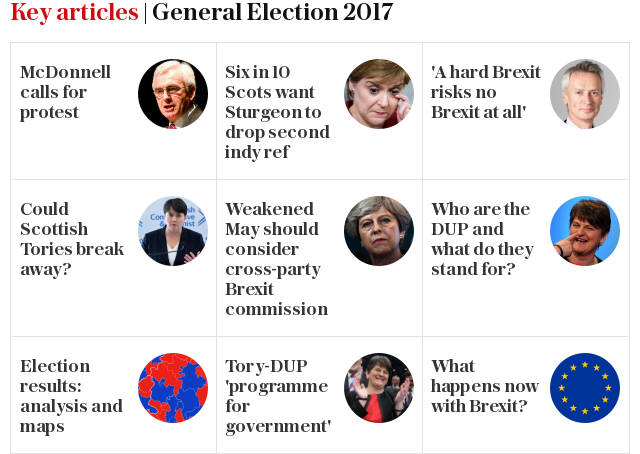 Key articles | General Election 2017
