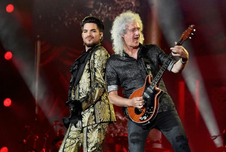 Adam Lambert and Brian May of Queen headlined the 2019 Global Citizen Festival that combats extreme poverty
