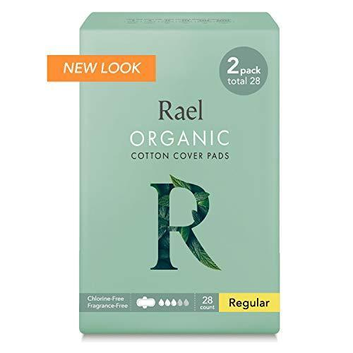 """<h3><a href=""""https://amzn.to/39F7ock"""" rel=""""nofollow noopener"""" target=""""_blank"""" data-ylk=""""slk:Organic Cotton Maxi Pads"""" class=""""link rapid-noclick-resp"""">Organic Cotton Maxi Pads</a></h3><br><strong>Andrea</strong><br><br><strong>How She Discovered It:</strong> """"I went to Amazon and typed in, 'organic cotton maxi pads,' and voila.""""<br><br><strong>Why It's A Hidden Gem:</strong> """"I wanted organic cotton pads that don't have any scent or extra chemicals. I also think they're more comfortable than that sort of plastic-y texture that can give me a rash and just be plain gross. These are 100% organic, USDA-certified, non-GMO, and made in the USA without the use of toxins, pesticides, or synthetic chemicals. Also, I know I am a grown woman and like, who gives an F, but there is something appealing about getting a package of maxi pads delivered discreetly to your door than carrying it home in a flimsy see-through bag. Now that I know I like these, I ordered an economy pack so I don't have to worry about it for a while.""""<br><br><strong>Rael</strong> Certified Organic Cotton Ultra Thin Pads with Wings (28, $, available at <a href=""""https://amzn.to/39F7ock"""" rel=""""nofollow noopener"""" target=""""_blank"""" data-ylk=""""slk:Amazon"""" class=""""link rapid-noclick-resp"""">Amazon</a>"""