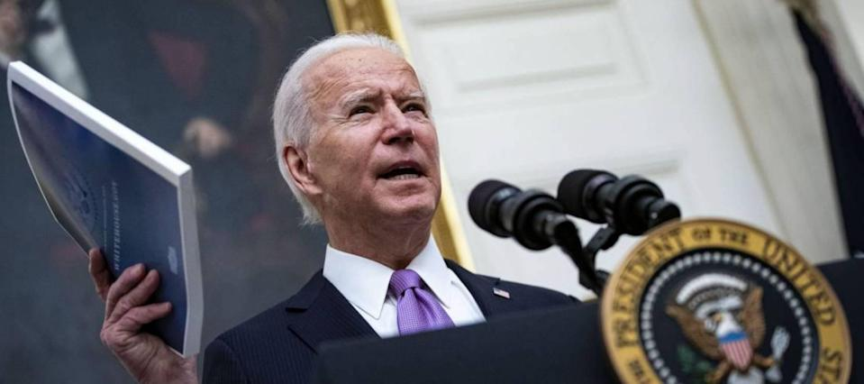 With Biden, you could get a 'stimulus check' for health insurance