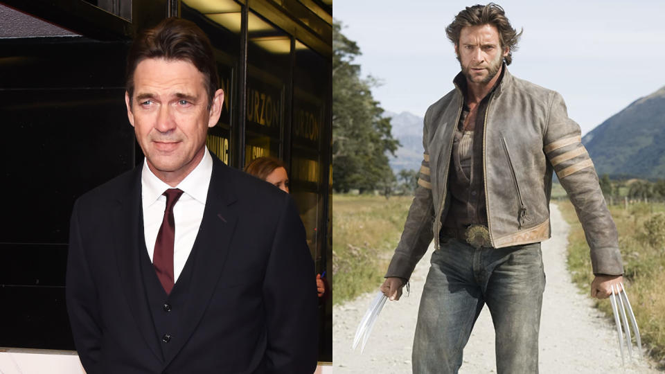 Dougray Scott was originally cast to play the role of Wolverine. (Credit: David M. Benett/WireImage/20th Century Studios)
