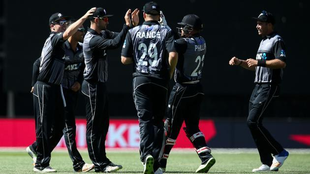 <p>Black Caps cruise past Pakistan in first T20</p>