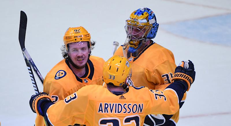 The Predators are banking on their core being enough to lead them to a Stanley Cup.