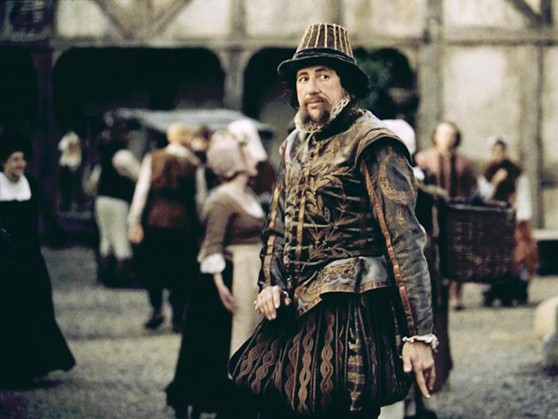 The actor played Philip Henslowe in the 1998 romantic comedy 'Shakespeare in Love'