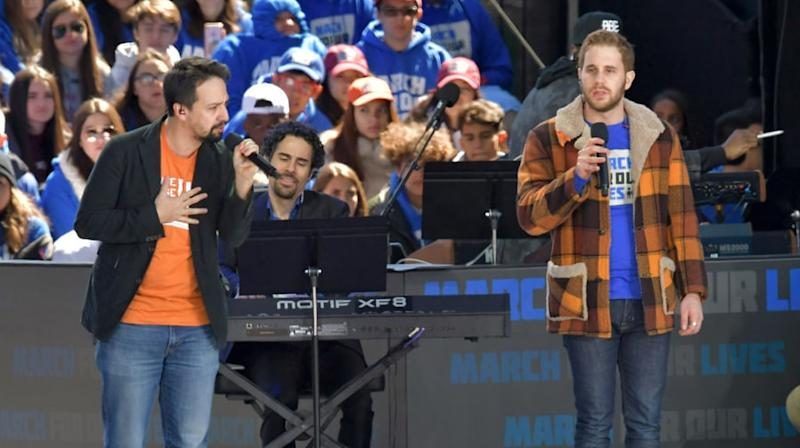 Image result for March for Our Lives Rally music