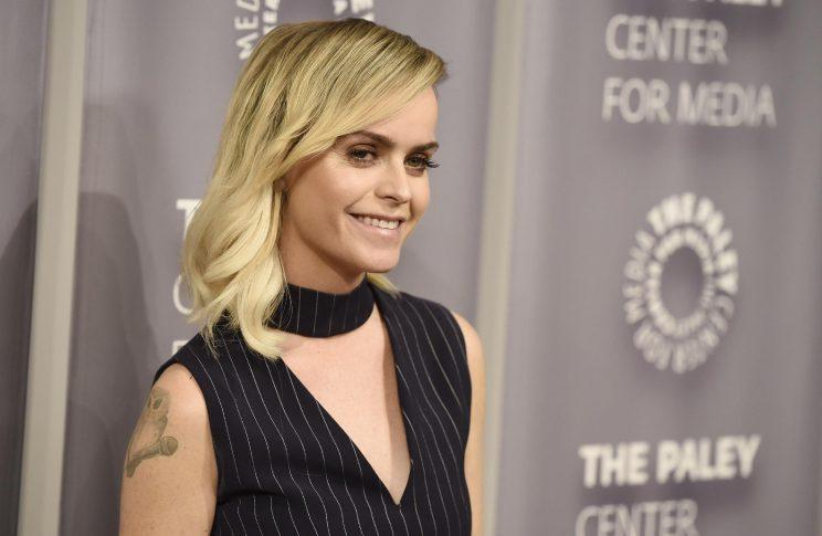 FILE - In this May 26, 2016, file photo, Taryn Manning, a cast member in the Netflix series