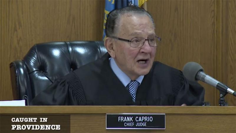 Lucky for Sarah, Judge Caprio agreed the fine was a bit silly. Photo: Caught In Providence.