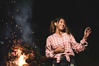 <p>Button up your plaid top, bust out the honky-tonk records, and gather your friends together for an outdoor, down-home square dance.</p>
