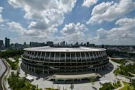 The Tokyo Olympics venues are all ready, including the newly built National Stadium