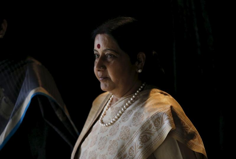 Sikkim standoff: China's aggression 'a threat to India's security, says Sushma Swaraj