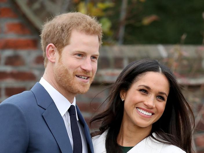Harry and Meghan will give their first televised interview since stepping away from royal dutiesChris Jackson/Getty Images