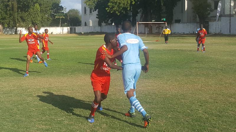 Flying start for Ecobank in Left Foot Sports league