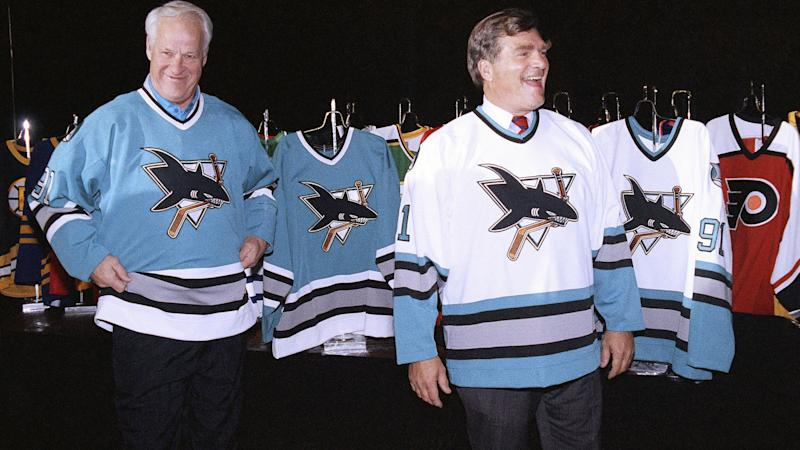 Sharks jersey rankings: Which sweater San Jose fans voted franchise's best