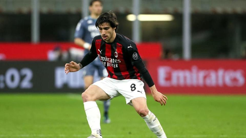 Sandro Tonali | BSR Agency/Getty Images