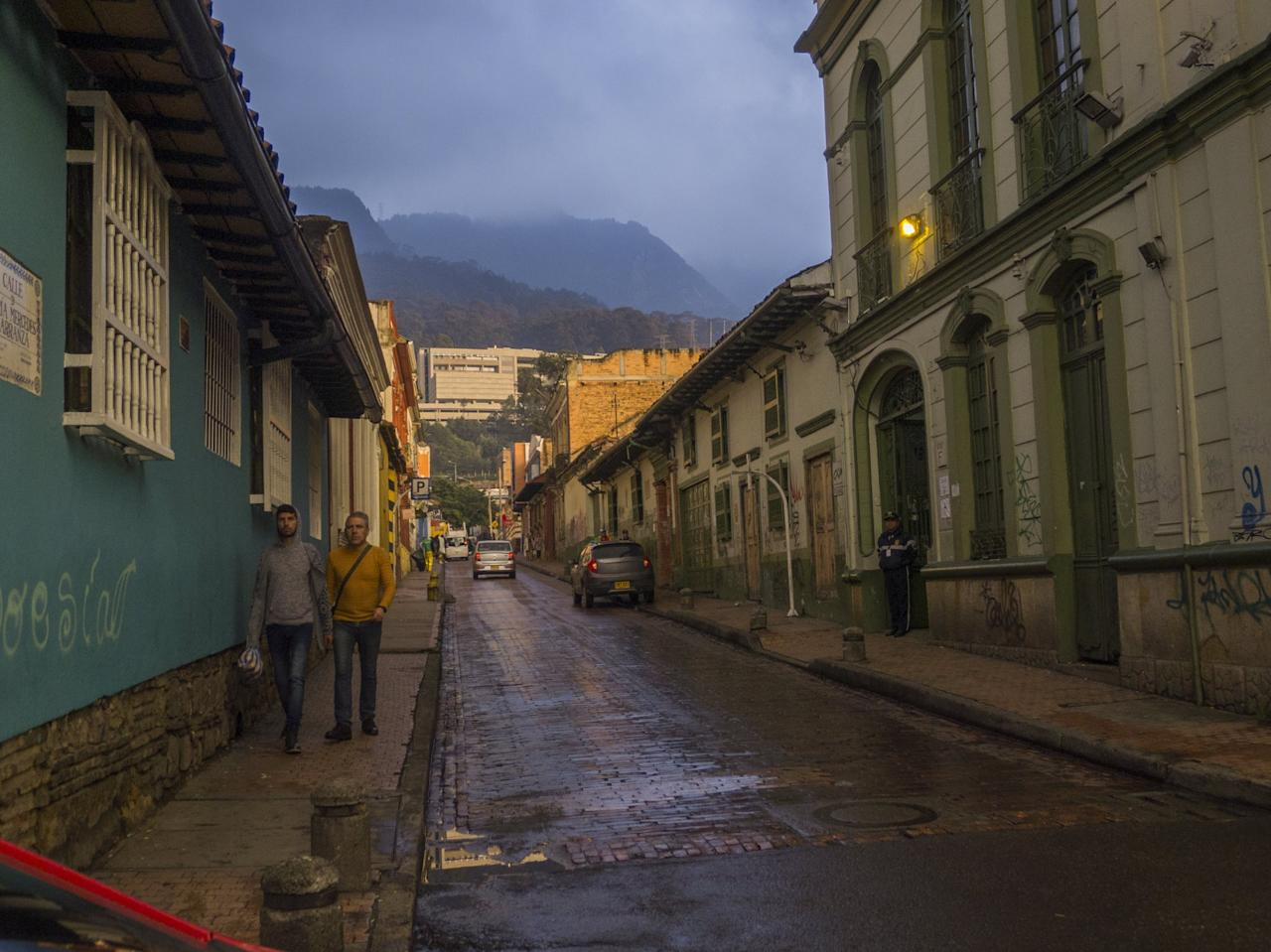<p>Colombians get an impressive 18 bank holidays a year. (Rex features) </p>