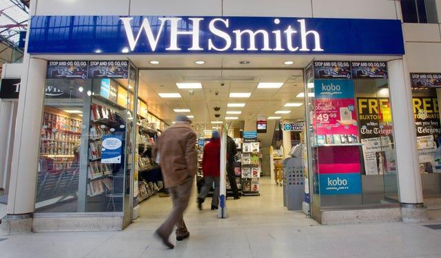 WH Smith financials