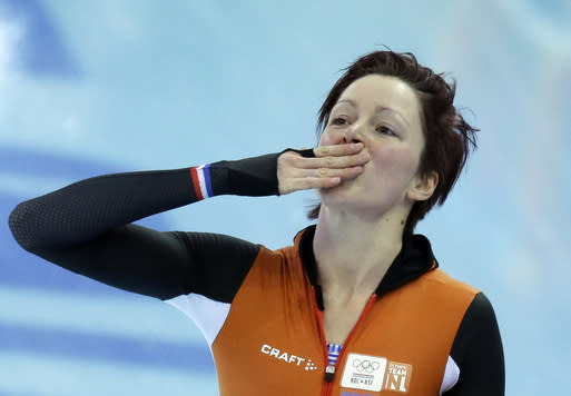 Versatile Ter Mors leads another Dutch Sochi sweep