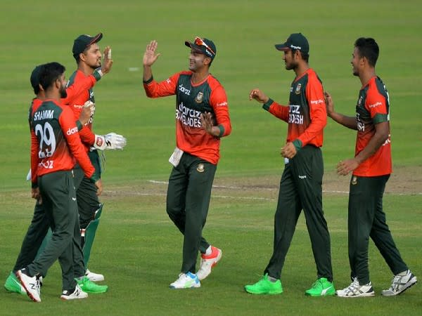 Bangladesh defeat NZ in first T20I (Photo/ ICC Twitter)
