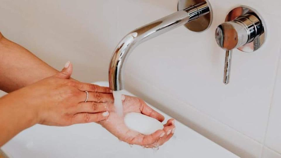 Is sharing a soap with your entire family safe?