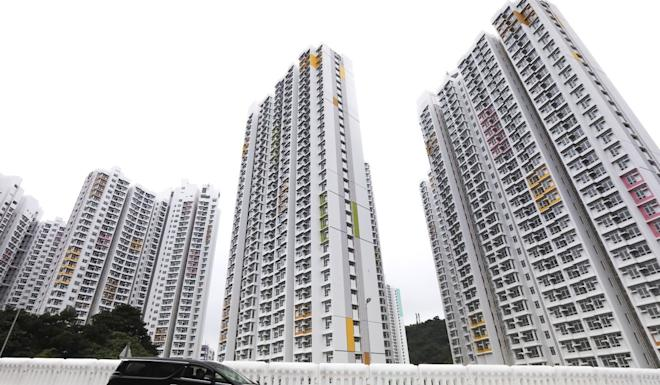 Chun Yeung Estate in Fo Tan. Photo: Felix Wong
