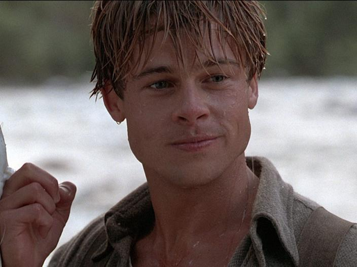 brad pitt a river runs through it