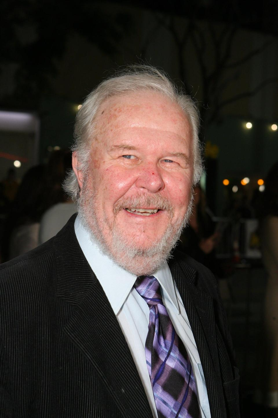 """<p>Oscar-nominated character actor Ned Beatty died on June 13 at the age of 83. """"<a href=""""https://www.cnn.com/2021/06/13/us/ned-beatty-actor-superman-dies/"""" class=""""link rapid-noclick-resp"""" rel=""""nofollow noopener"""" target=""""_blank"""" data-ylk=""""slk:Ned passed away from natural causes"""">Ned passed away from natural causes</a> Sunday morning, surrounded by his family and loved ones,"""" his manager Deborah Miller said via email to <strong>CNN</strong>. Once called the """"busiest actor in Hollywood,"""" Ned is perhaps best known for his roles as Bobby Trippe in 1972's <strong>Deliverance</strong>, Arthur Jensen in 1976's <strong>Network</strong>, Lex Luthor's idiot henchman Otis in 1978's <strong>Superman</strong> and 1980's <strong>Superman II</strong>, and as the voice of Lots-o'-Huggin' Bear in 2010's <strong>Toy Story. 3</strong>. The actor retired in 2013.</p>"""