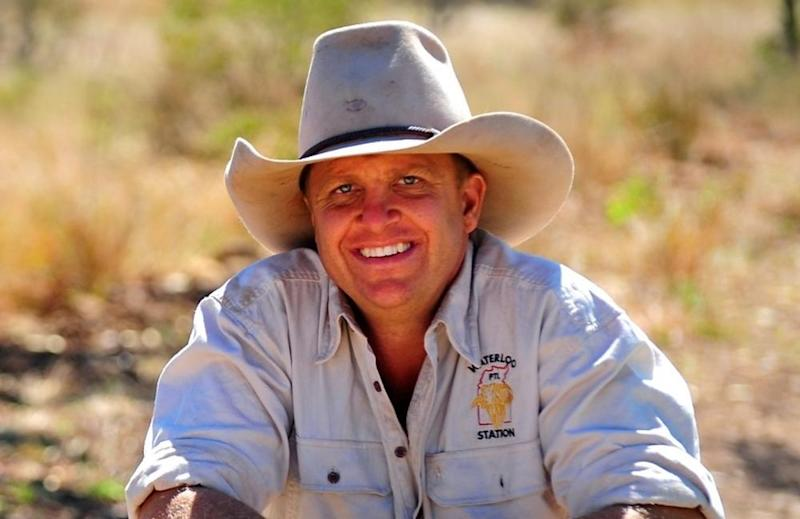 Tributes for cattle station owner