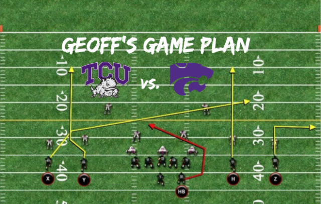 Geoff's Game Plan - Kansas State