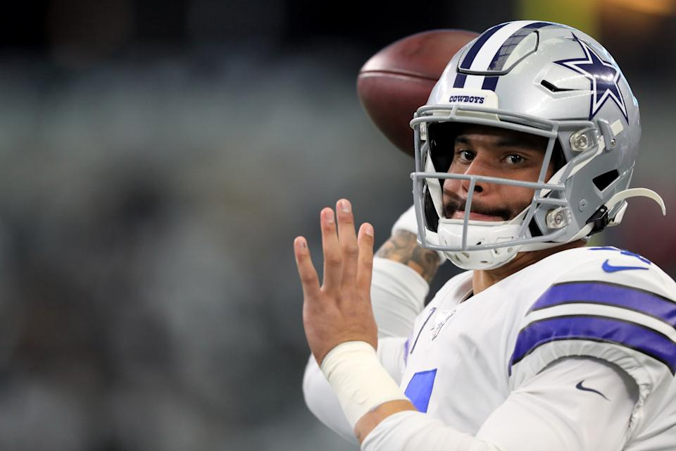 Jerry Jones and the Dallas Cowboys are now paying big money to Dak Prescott. Will it bring them a Super Bowl title? (Photo by Tom Pennington/Getty Images)