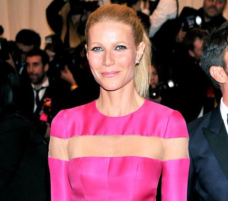 "Gwyneth Paltrow: Met Gala ""Sucked,"" We're ""Too Old"" to Dress Punk"