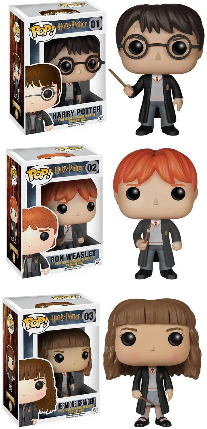 Funko Harry Potter POP! Movie Vinyl Collectors Set