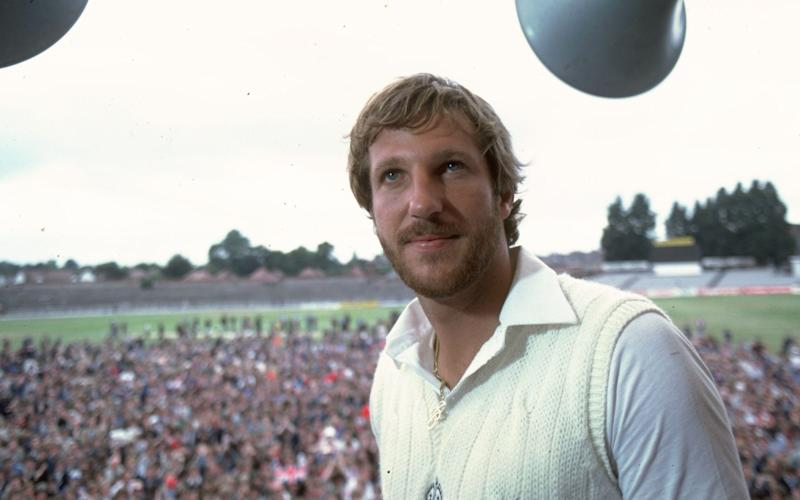 Loved to beat Aussies: Sir Ian Botham - Getty Images Fee