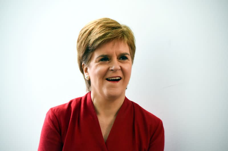 Scotland and Wales say British government's bill threatens UK unity