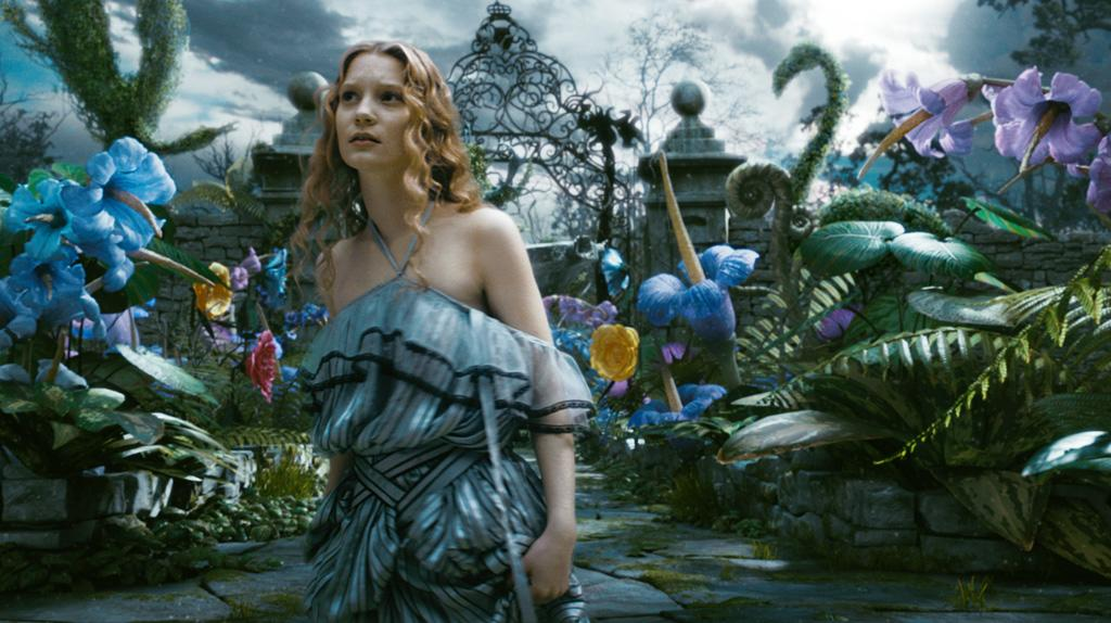 Billion Dollar Club Movie Club 2010 Alice in Wonderland
