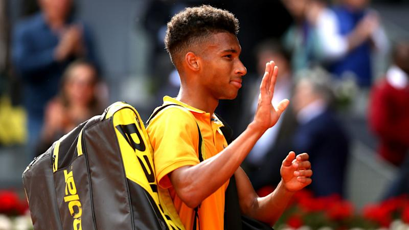 Nadal tips Auger-Aliassime for greatness